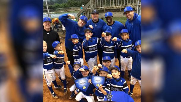 Diamond Elite 13U wins Stars and Stripes Baseball Easter