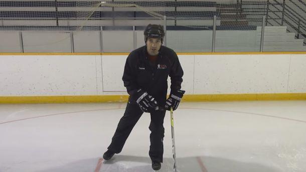 5 balance drills for hockey players