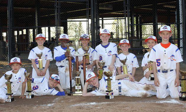 Motor City Baseball Club Hit Dogs Make Super NIT History | Youth1