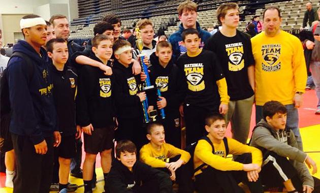 NJ Scorpions Capture 2nd National Championship | Youth1