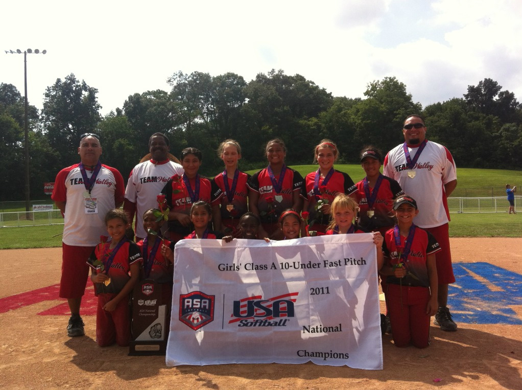 ASA National Championship Recap: 10U
