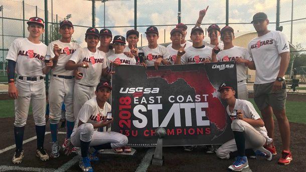 baseball, youth, rankings, usssa, 14U