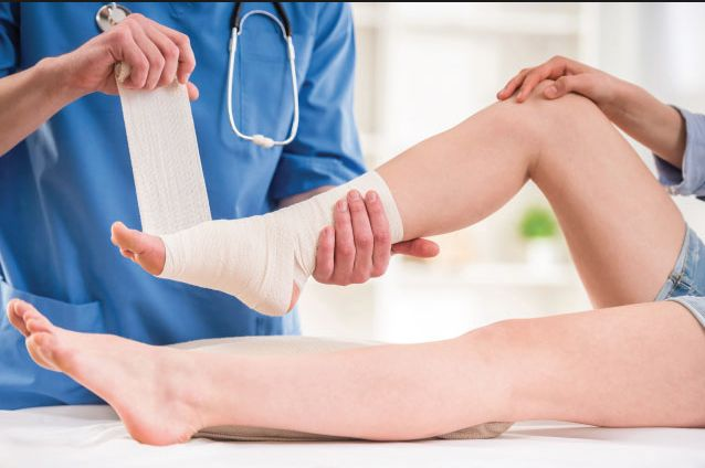 Three ways to prevent ankle injuries