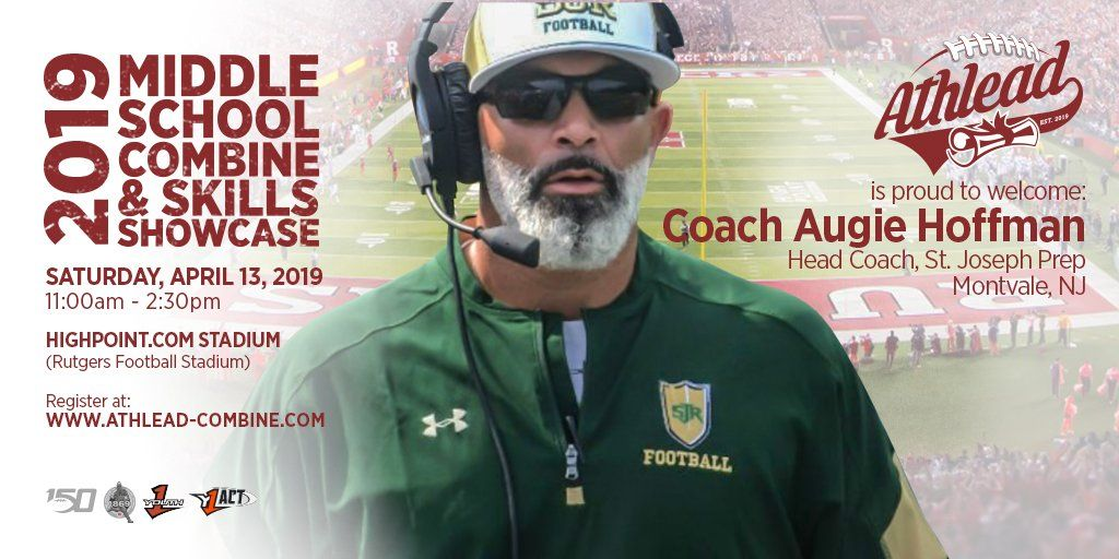 Top football coaches recruited for the ATHLEAD Combine & Skills Showcase at Rutgers this weekend