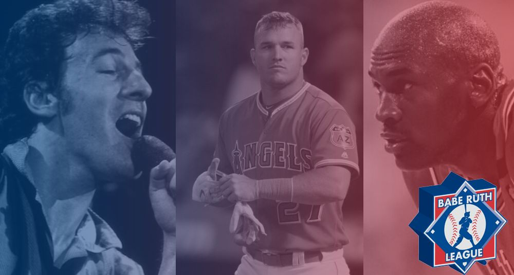 The Babe Ruth League has a legacy that includes some of the most famous people in America