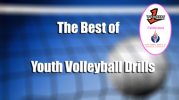 These are the best youth volleyball drills