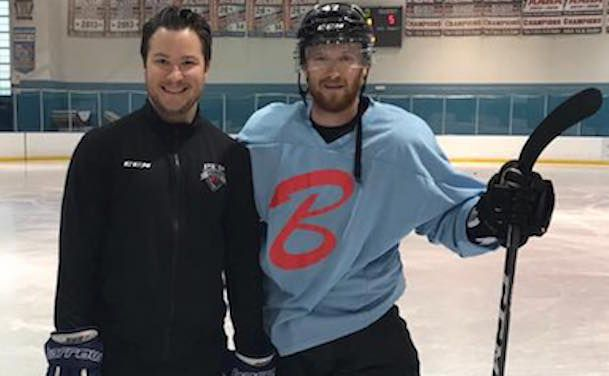 Brendon Herr Hockey Coaching