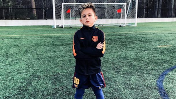 10-year Old Chase Carrera Wants To Be The Best Player In