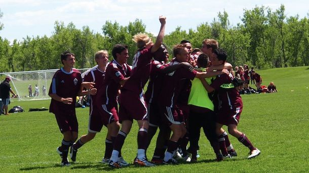 top colorado youth soccer clubs