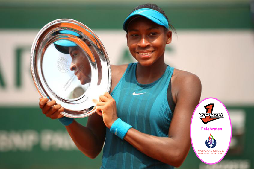 Cori Gauff is the best junior tennis player in the world