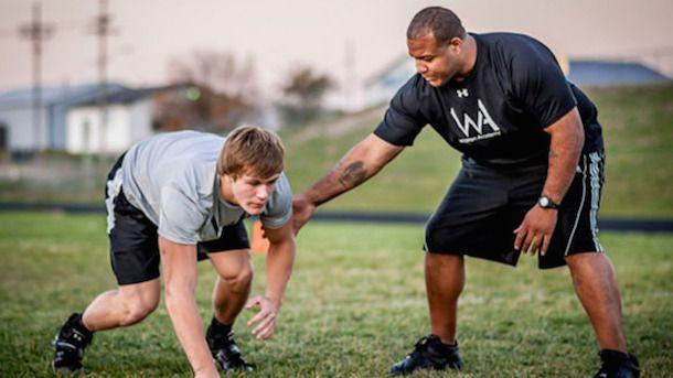 Defensive Line, Youth1, Teach, D-line, football