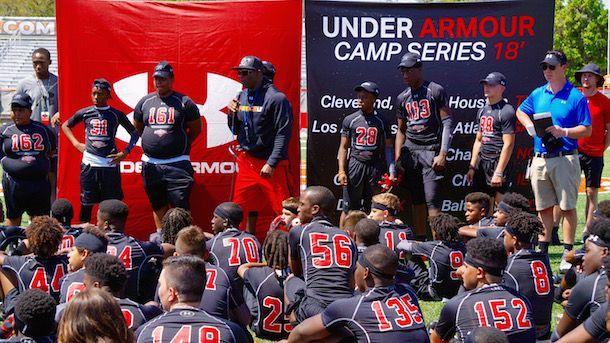 Under Armour All-America Camp in Orlando