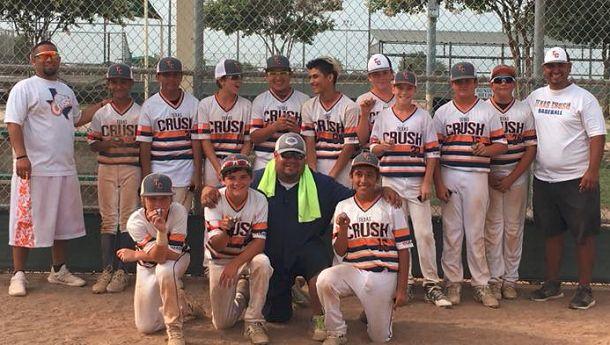 texas, youth, baseball, crush, east, usssa