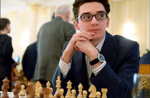 America Fabiano Caruana becomes first American since Bobby Fischer to play in World Chess Championship