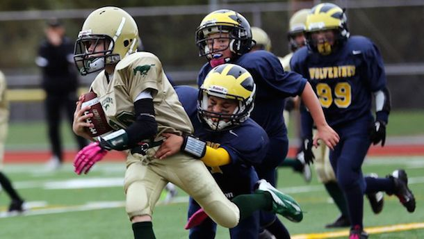 Top 5 Defensive Formations For Youth Football Teams Youth1