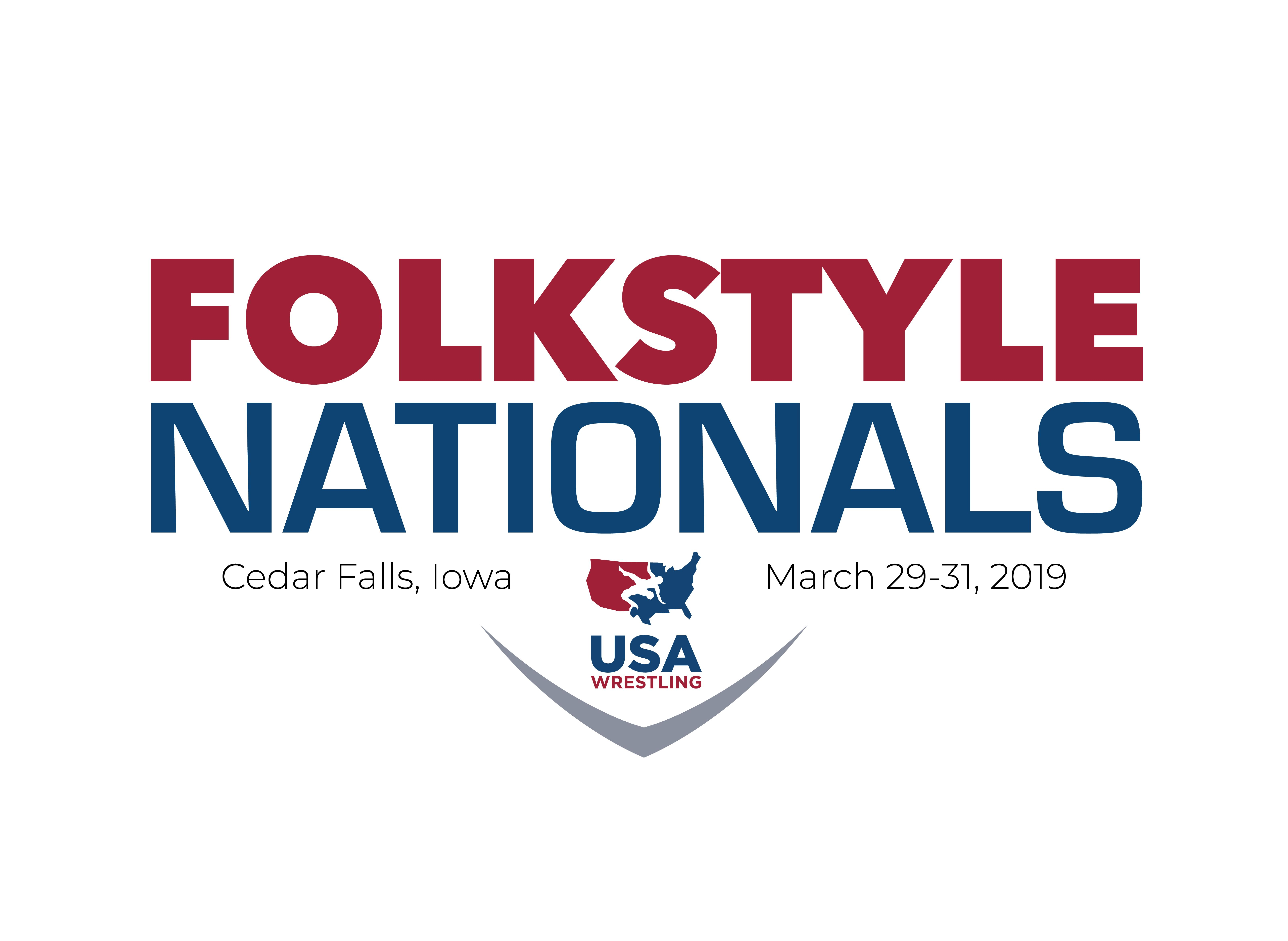 usa, wrestling, folkstyle, nationals, recap, 2019, usaw, triple, crown