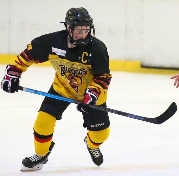Gregor Mills England Ice Hockey