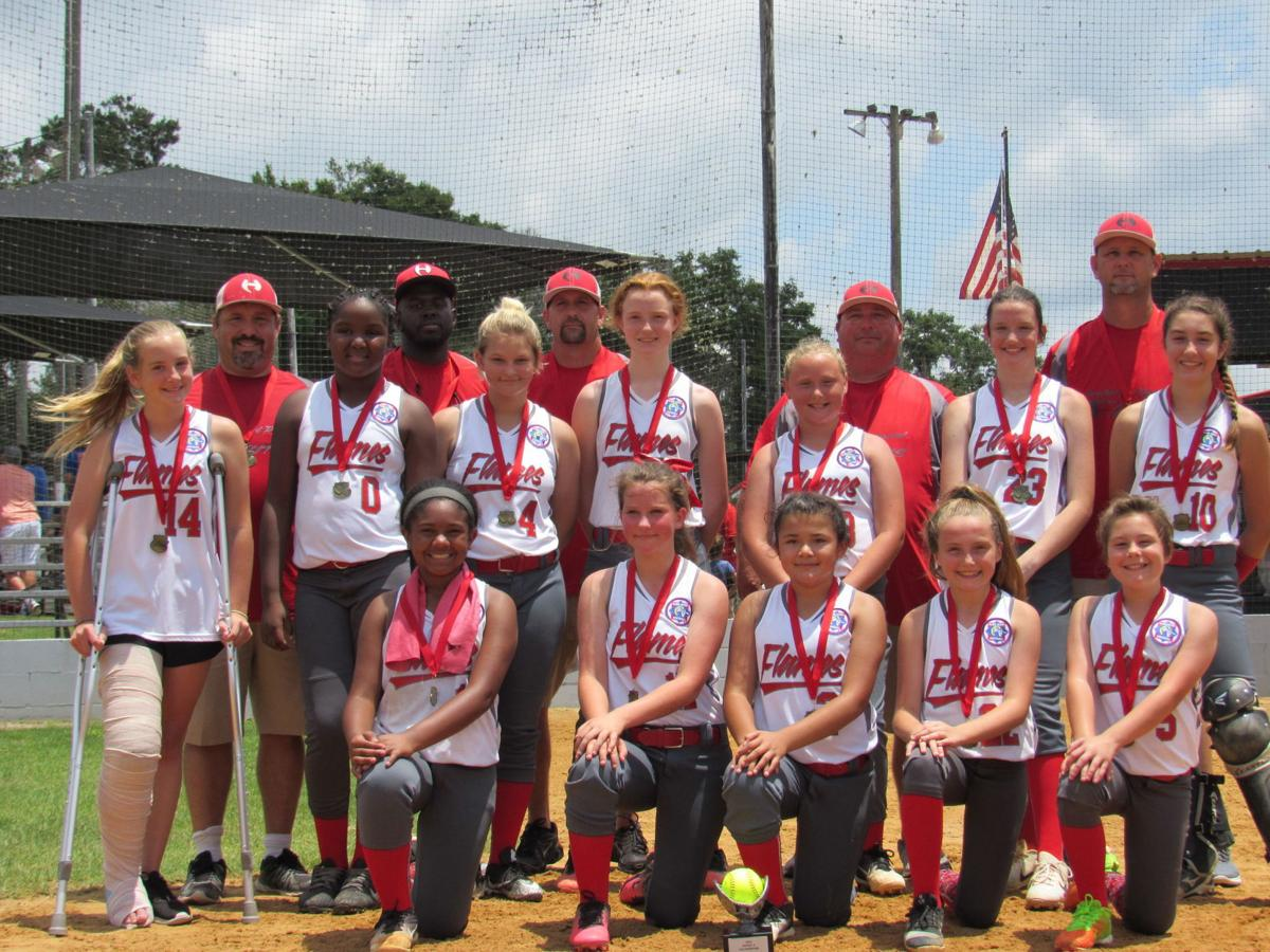 Branford, Hamilton County, FL win Babe Ruth District 4 titles