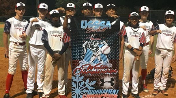 Houston Generals 13u Win Under Armour Winter Championships Youth1