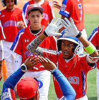 Puerto Rico tops the Bahamas, Will Face Korea in Elimination Round