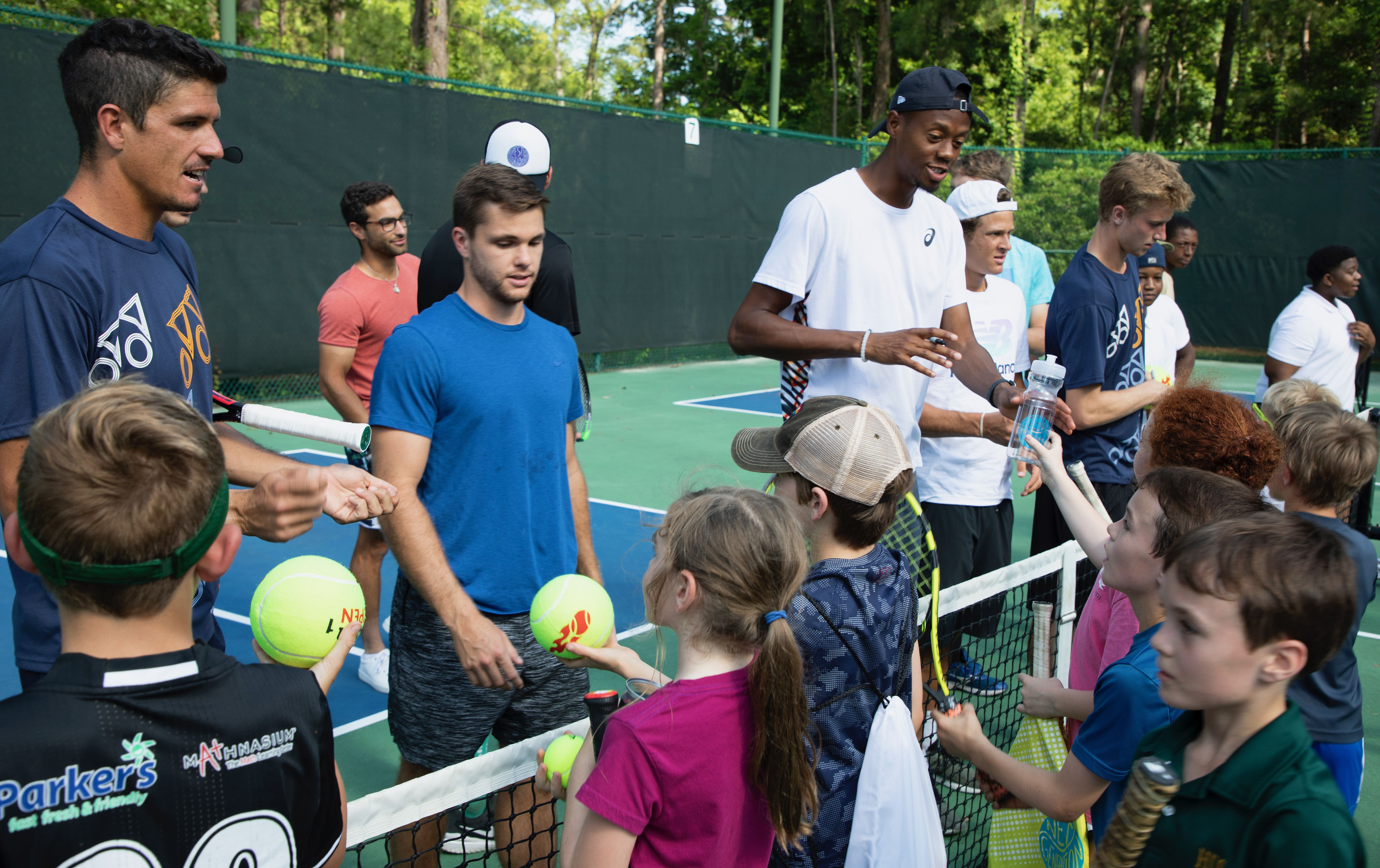 Pro Circuit pro Anderson Reed keeps things fun at Savannah Challenger