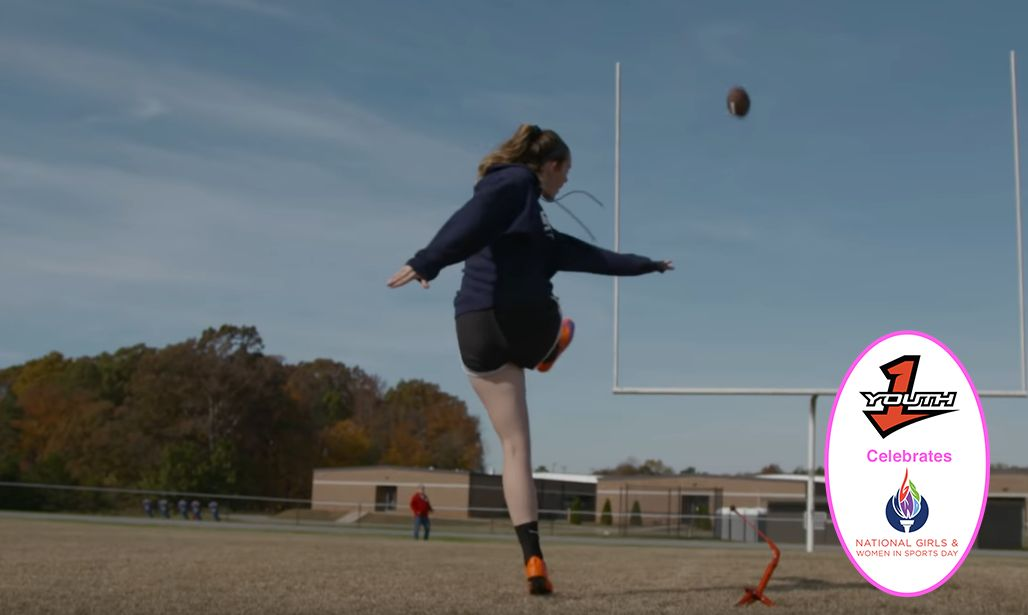 Kicking Down Doors: Refinery29's must-see video on kicker and homecoming queen, Julia Knapp