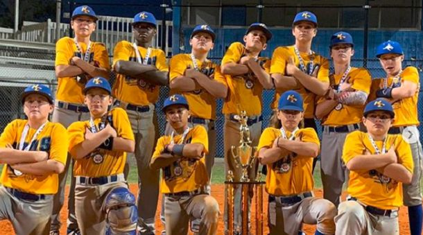 baseball, kangaroos, florida, 13u