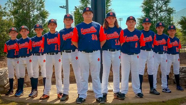Knoxville Stars Shine At September Double Play Qualifier Youth1