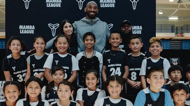 Kobe Bryant S Mamba League Teaches La Kids The Fundamentals