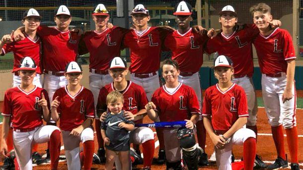 LA Sox Win Prestigious Wilson DeMarini Elite World Series   Youth1