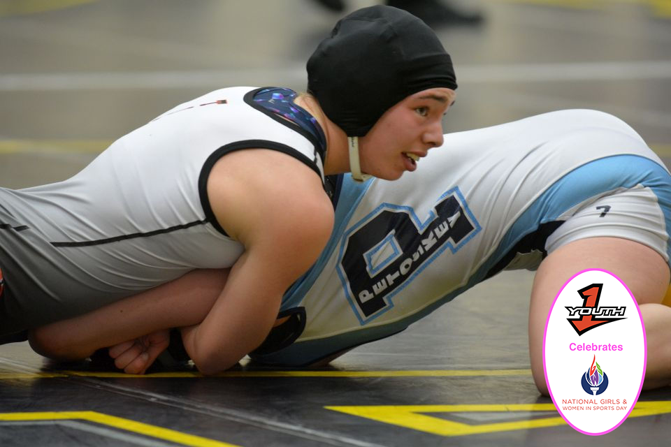Michigan girls make history at girl's state wrestling championships