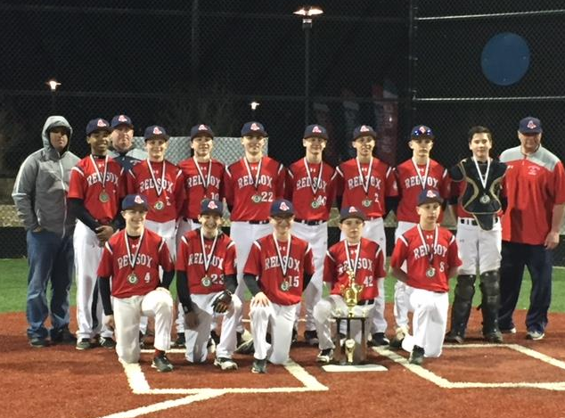 Mid-Atlantic Red Sox (14U) Sweep USSSA One Day Challenge