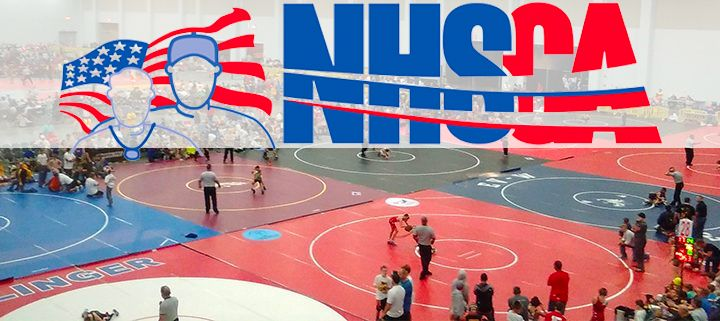 2019, NHSCA, Nationals, Virginia Beach, National Championship, youth, wrestling