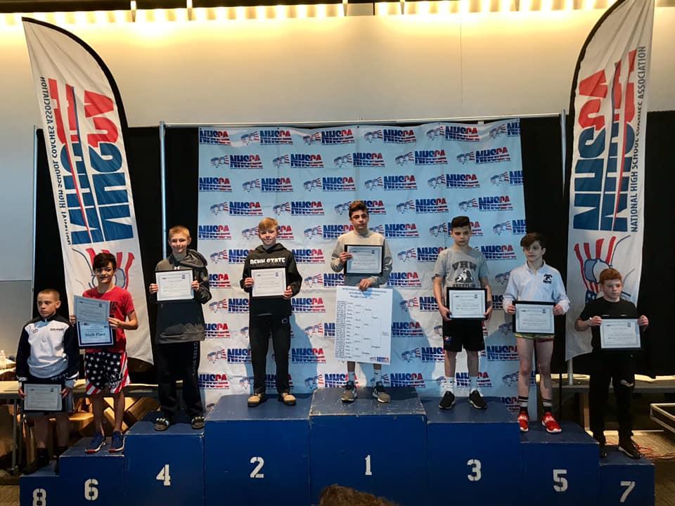 ethan rivera, pennsylvania, wrestling, nhsca, national, championships, recap, 2019, nhsca nationals