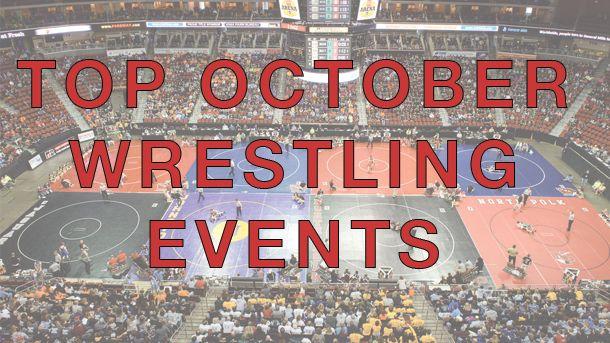 october, wrestling, events, youth, championships, super 32, freakshow, usa, wrestling, preseason nationals
