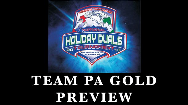 2018, vac, holiday, duals, preview, pennsylvania, gold