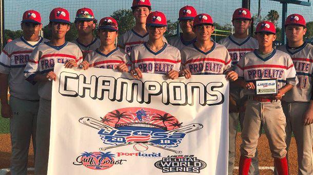 Pro Elite 14U Dominant at Texas Gulf Coast Championship | Youth1