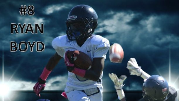 Class of 2023 WR Ryan Boyd is a dynamic playmaker on the