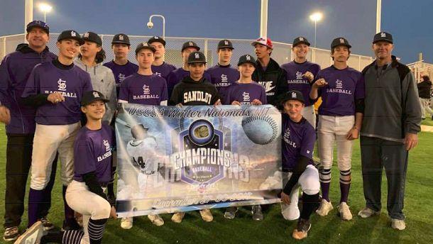 baseball, youth, sandlot, arizona, usssa, wilson