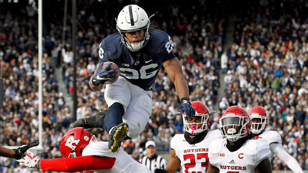 Toting the Rock: 7 keys to success for running backs