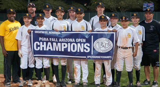 dirtbags, scottsdale, youth, baseball, rankings, usssa, crawdads