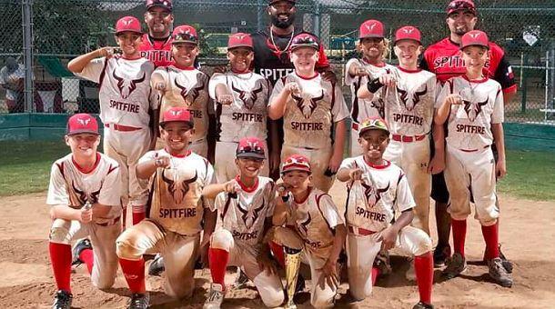 baseball, youth, usssa, 13, spitfire, elite