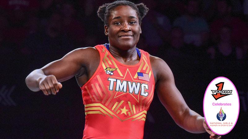 Tamyra Mensah-Stock becomes first US wrestler to win three Yarygin Grand Prix Titles