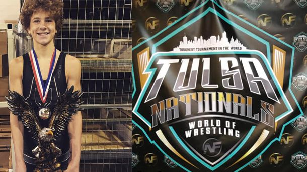 2019, flo, tulsa, nationals, top, performers, youth, wrestling, trinity, award