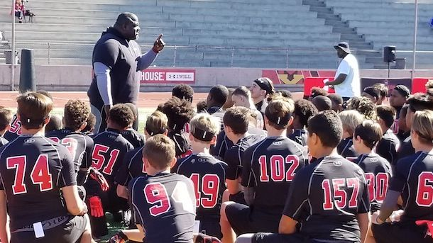 Under Armour camp brings out SoCal's finest middle school football talent
