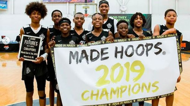 2025 UPlay Collective looking to climb national team