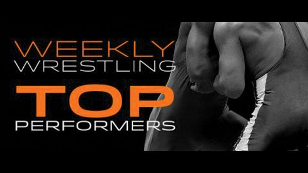 weekly, wrestling, top performers, youth1, grappler fall classic, preseason, championships