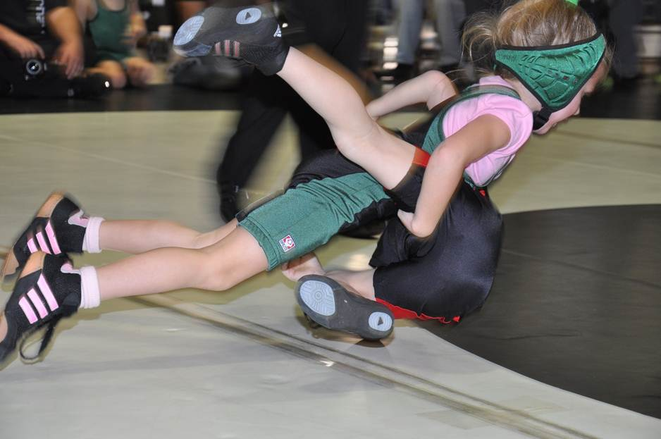 NJ Girls State Wrestling Champion Conquers the Mat One Pin at a Time