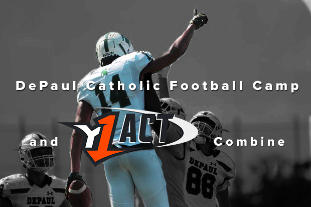 Depaul Catholic Y1ACT Combine, Camp, and Recruiting Seminar Preview