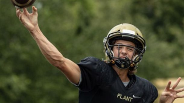 2022 QB Bryson Martin is pushing himself to achieve more